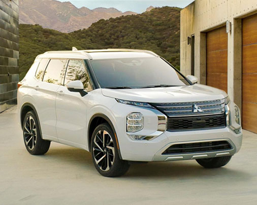 All New 2022 Outlander, Ajax Mitsubishi
